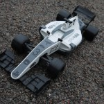 OpenrC F1 2017 w Dual Color Body
