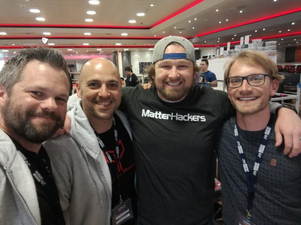 Joe, Dave & Tom