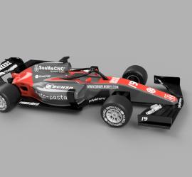 OpenRC F1 2019