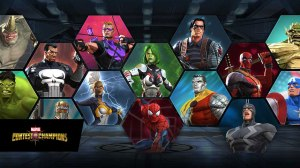 Marvel's Contest of Champions is now available on iOS and Android devices.  (Photo: Marvel.com)