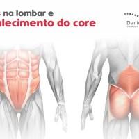 Dores na lombar e o fortalecimento do Core