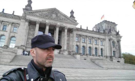 Reichstag 2017 Berlín
