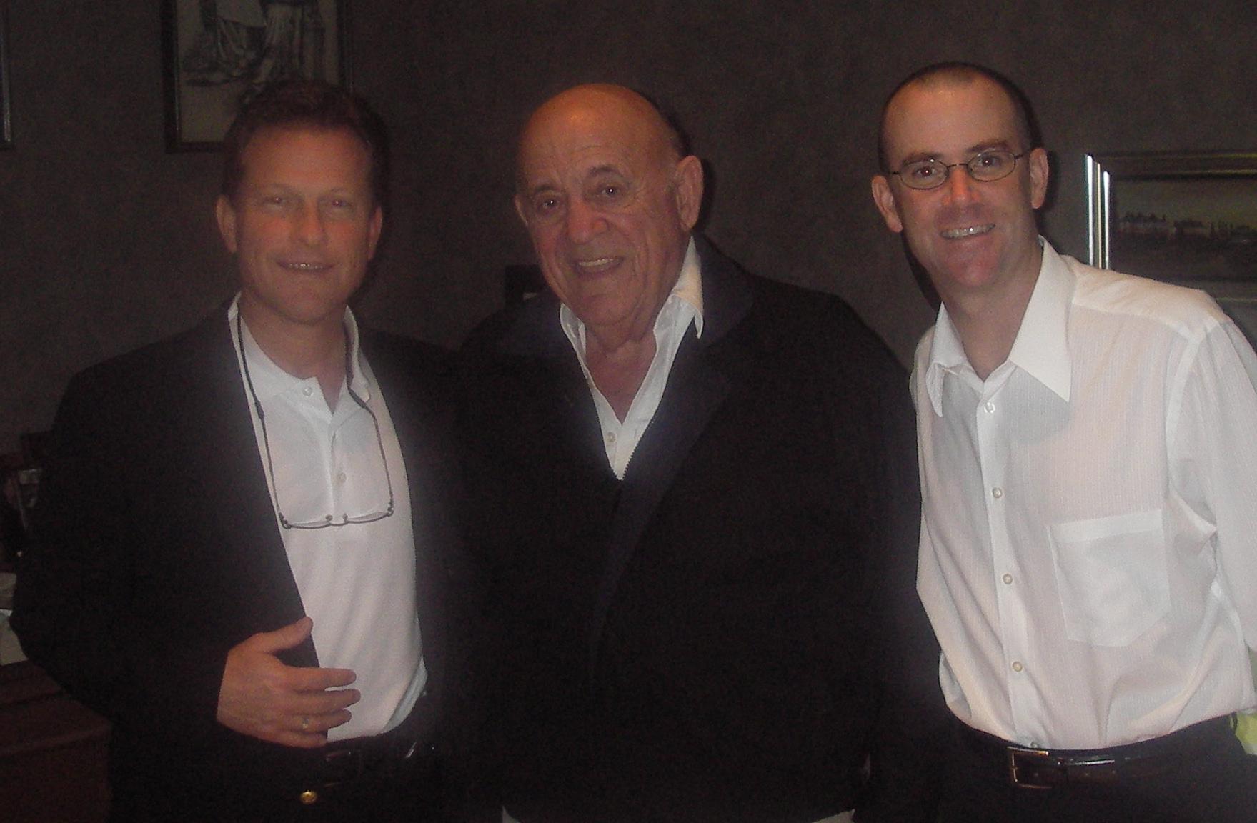 Daniel, Irving & Roger Miller, Miami