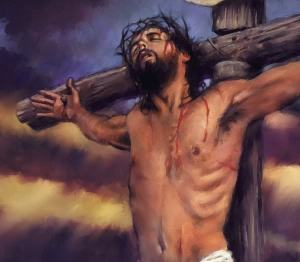 Jesus was crucified at Calvary