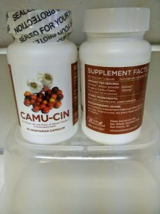 Camucin is an all natural antibiotic