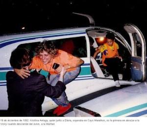 Cuban pilot rescues family