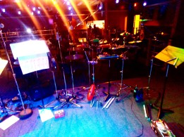 Soundcheck @ The Yardbird Suite