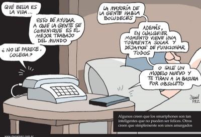 """""""smartphone"""" por Daniel Paz"""