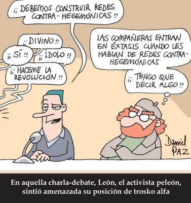 """""""redes"""" por Daniel Paz"""