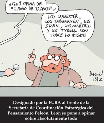 """juego-de-tronos"" por Daniel Paz"