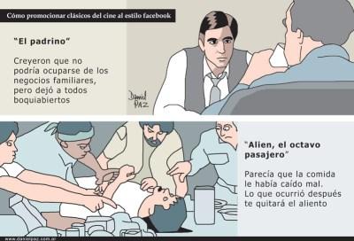 """clasicos-del-cine"" por Daniel Paz"