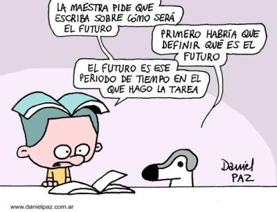 """""""futuro"""" por Daniel Paz"""