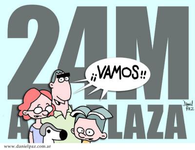 """""""24M"""" por Daniel Paz"""