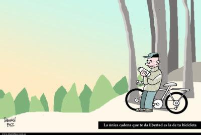 """""""cadenas"""" por Daniel Paz"""