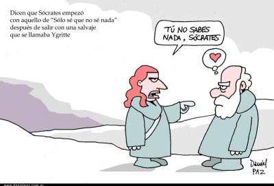 """socrates_ygrette"" por Daniel Paz"