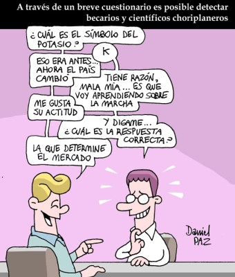 """""""cuestionario"""" por Daniel Paz"""