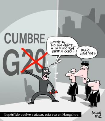 """""""g20"""" por Daniel Paz"""