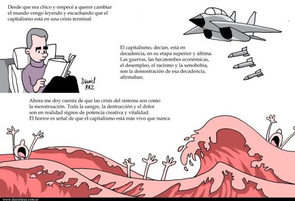 """""""crisis"""" por Daniel Paz"""