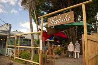 Habibi, a brand new Middle Eastern Fusion restaurant in Makawao (Maui)