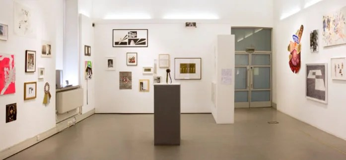 Use & Mention installation view, Stephen Lawrence Gallery, University of Greenwich, 2010 – Daniel Pettitt