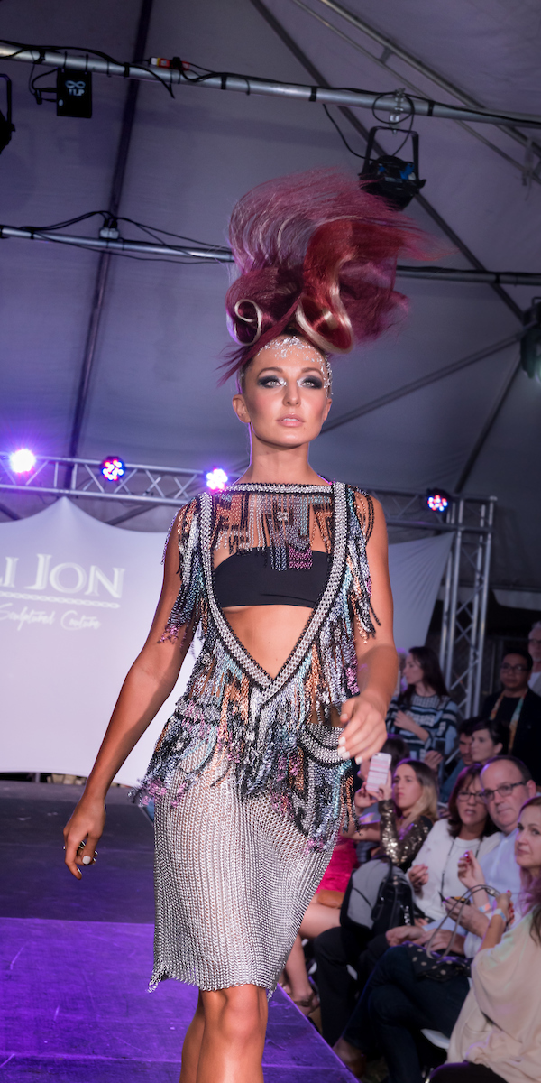 Planet Fashion TV presents LiJon at #ArtHeartsFashion Art Basel Soiree