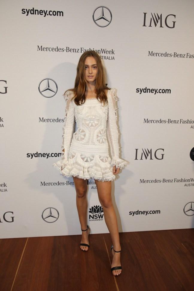 Model Daniella Radford