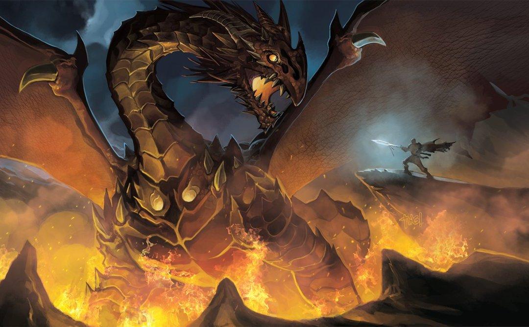 game of life dragon slaying