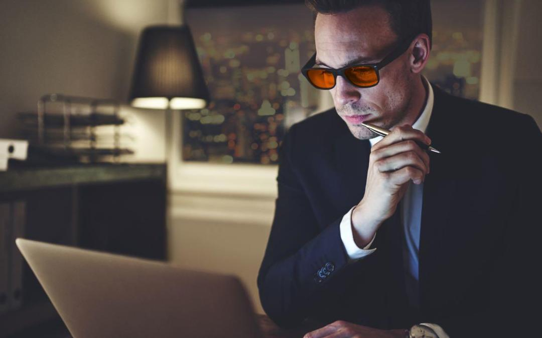 Blue Light Blocking Glasses: How They Work and Why They Work