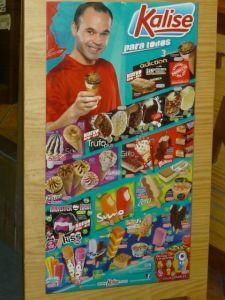 iniesta-ice-cream-poster