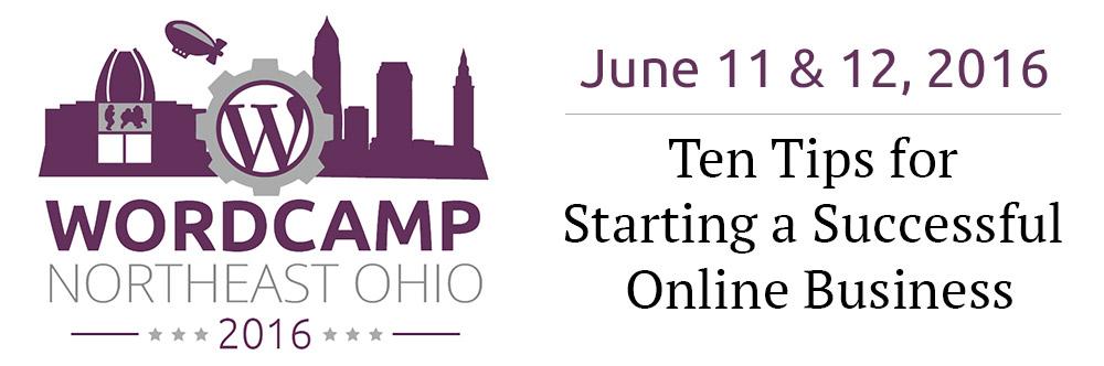 WordCamp Northeast Ohio