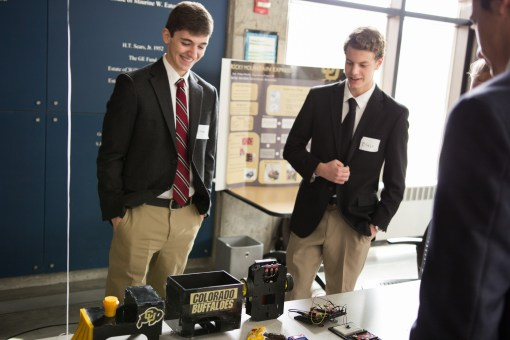 CU Engineering Design Expo