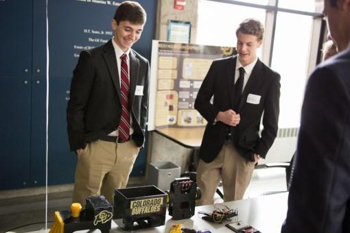 CU Engineering Design Expo