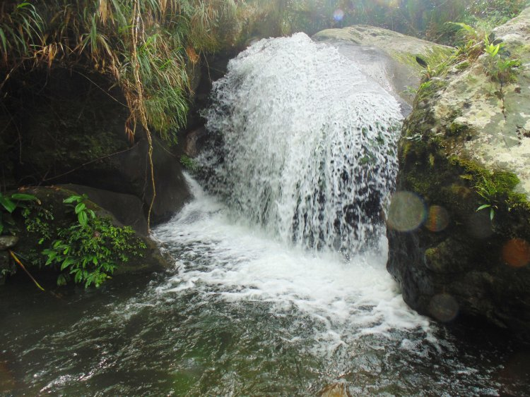 Waterfalls in Maducayan, Natonin