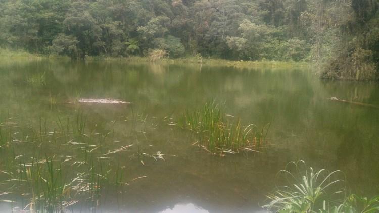 Padcharao lake in Pasil, Kalinga. One of the tourist spots of Kalinga.