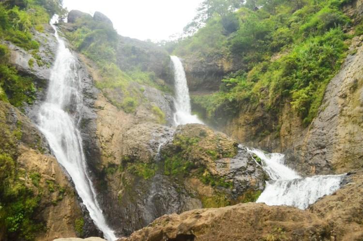 Pongas falls in Sagada, Mt Province