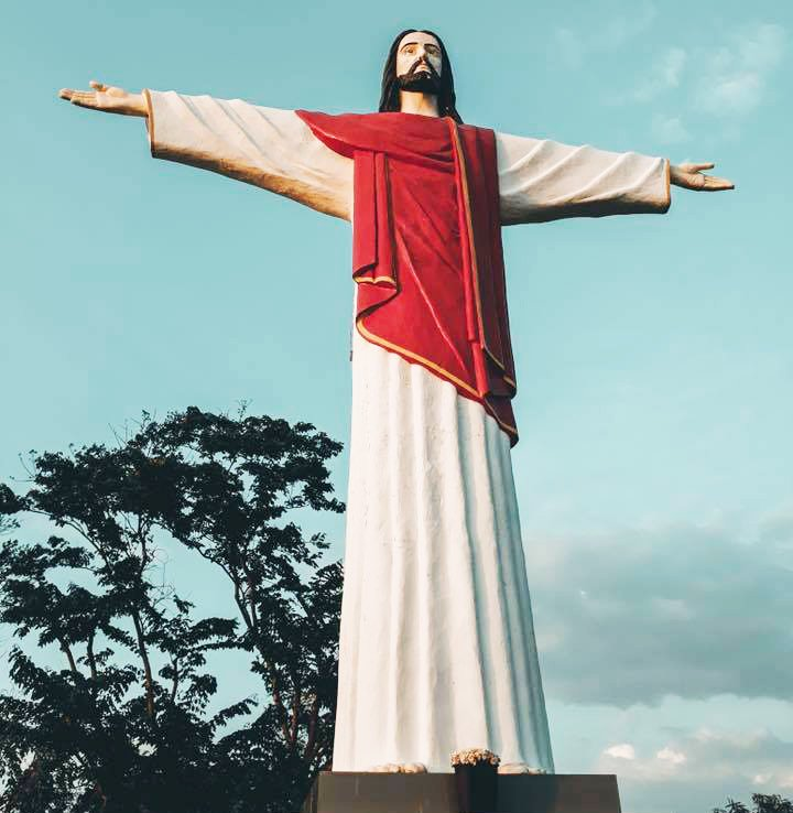 Christ the Redeemer Statue is one of the tourist spots in San Fernando La Union.
