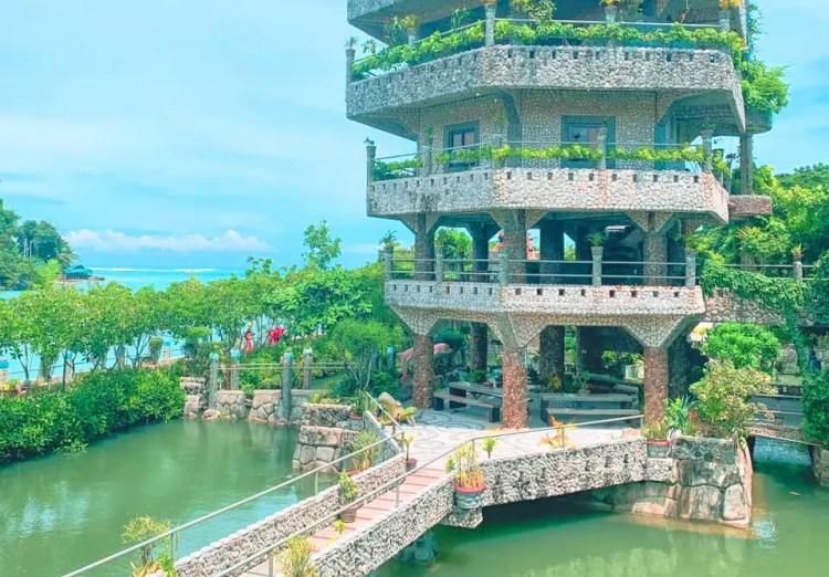 Ma-Cho Temple is one of the tourist spots in San Fernando La Union.