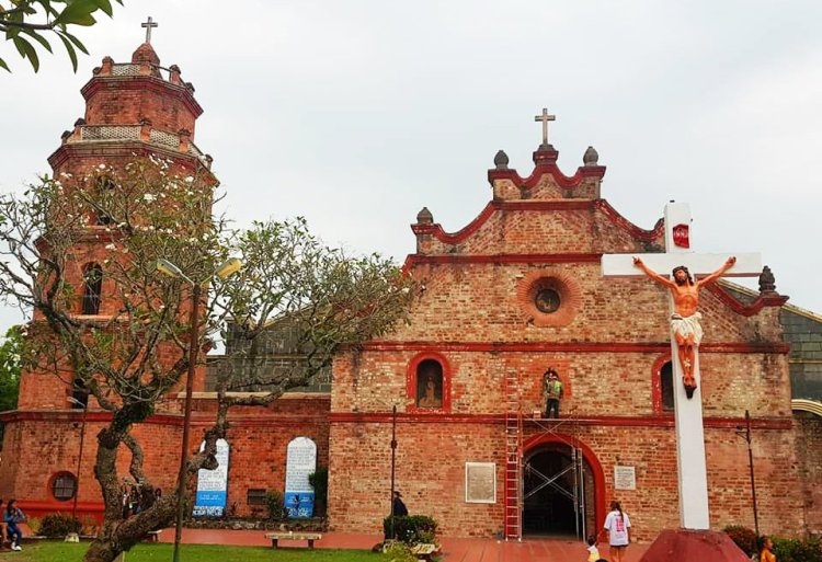 St Dominic Cathedral is one of the tourist spots in Nueva Vizcaya,