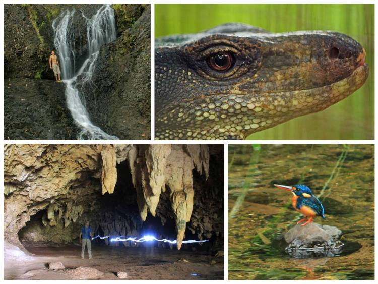 Fuyot Springs National Park is one of the tourist spots in Isabela province.