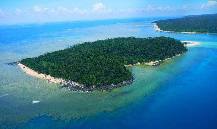 Honeymoon Island is one of the tourist spots in Isabela.