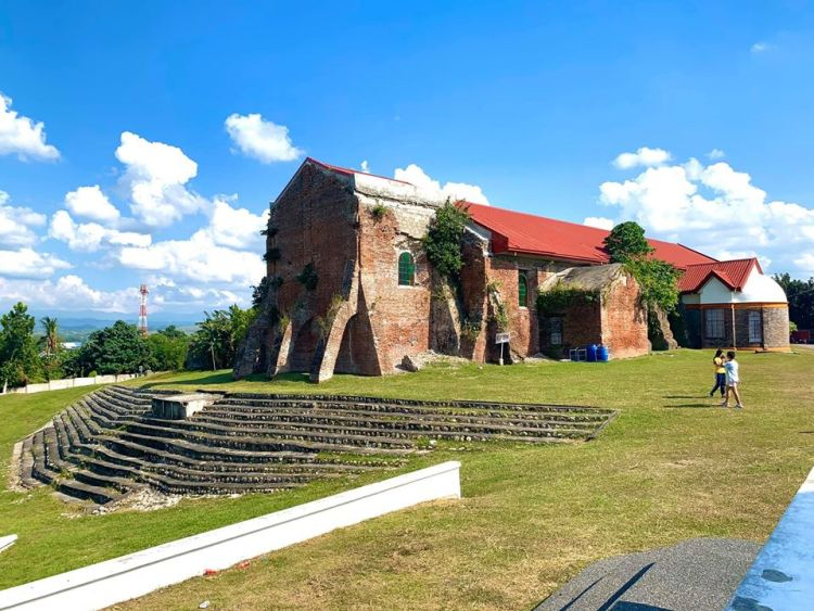 Calvary Hills is one of the tourist spots in Cagayan province.