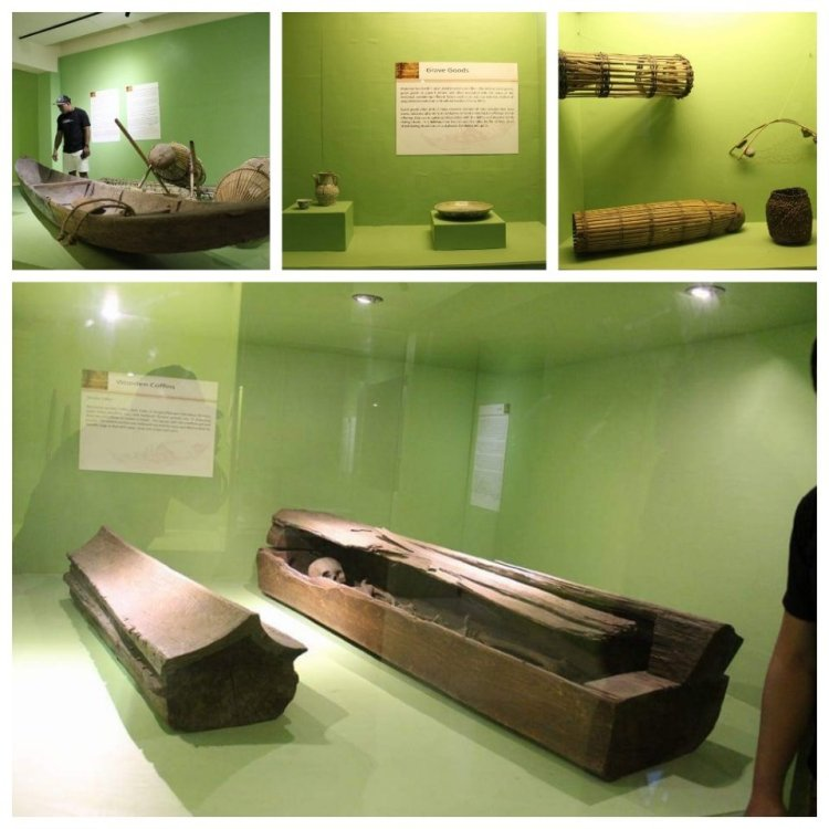 Butuan National Museum is one of the tourist spots in Agusan del Norte