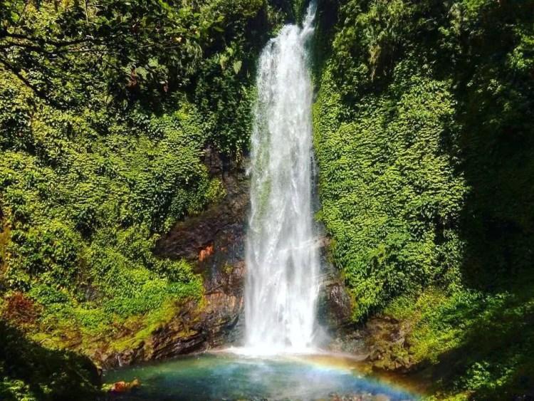Pasukulan Falls is one of Bataan tourist spots