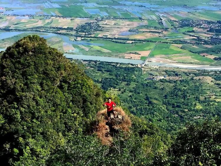Mt Arayat is one of the tourist spots in Pampanga