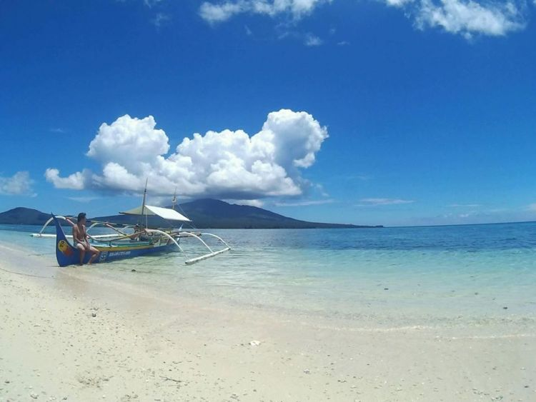 Balut Island is one of the acclaimed Davao Occidental tourist spots