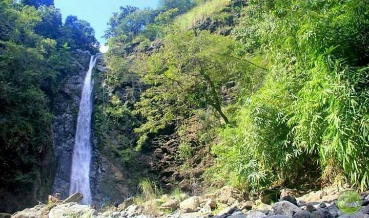 Ubod Falls is one of Tarlac tourist spots.