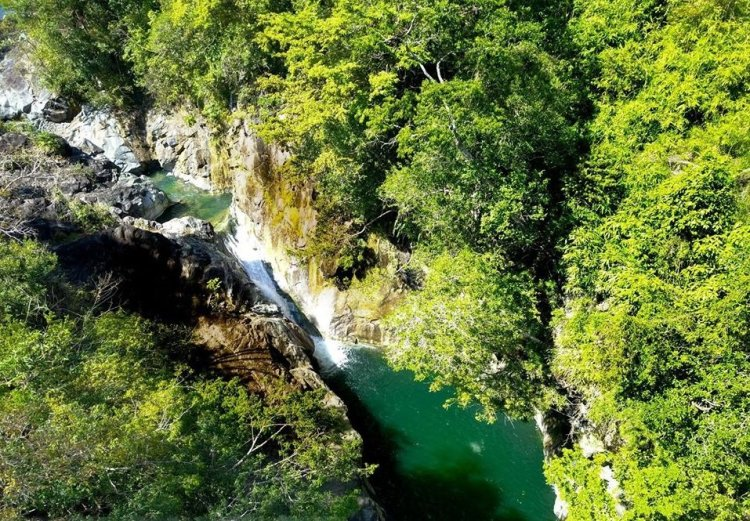 Canding Falls is one of Tarlac tourist spots.