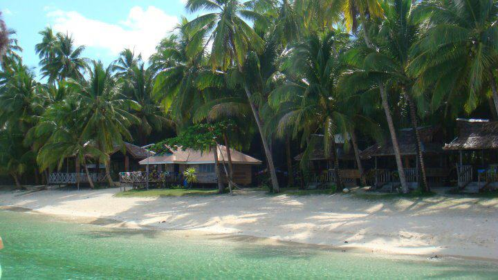 Sundayo Beach is one of the popular Dinagat Island tourist spots.
