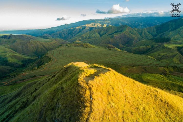 Panimahawa Ridge is one of the top Bukidnon tourist spots.
