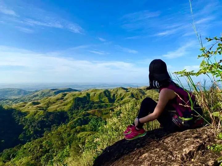 Mount 387 is one of the tourist spots in Nueva Ecija.